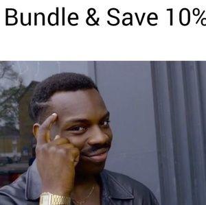 Bundle and Save 10%